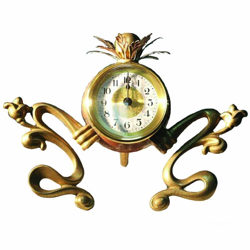 02449066 Часы настольные с круглым циферблатом и кварцевым механизмом Parker ...