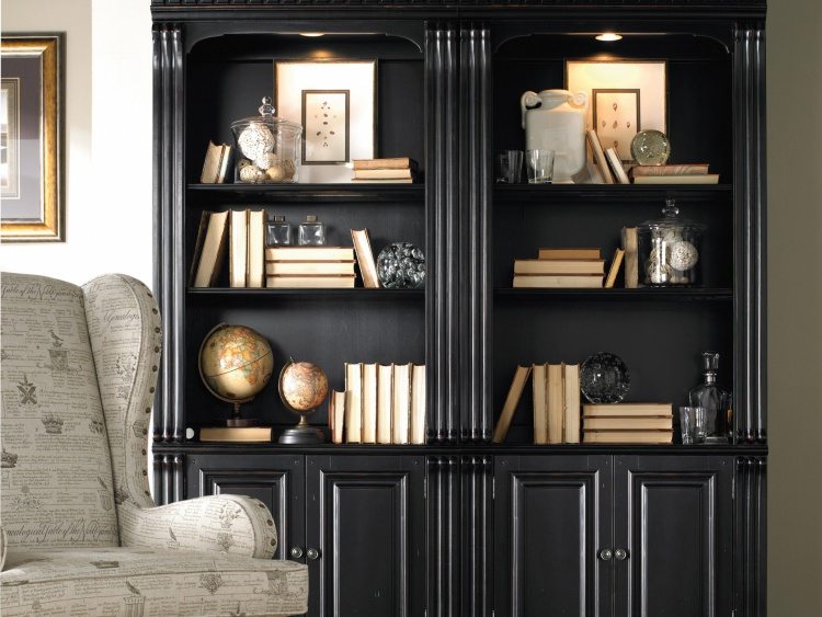 Шкаф книжный Bunching Bookcase, Hooker Furniture