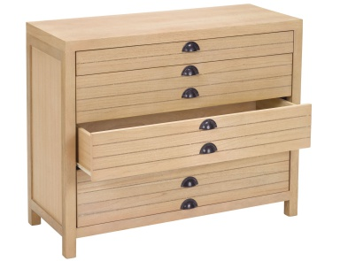 Шкаф 4 Drawer Flat File Cabinet Dimond Home