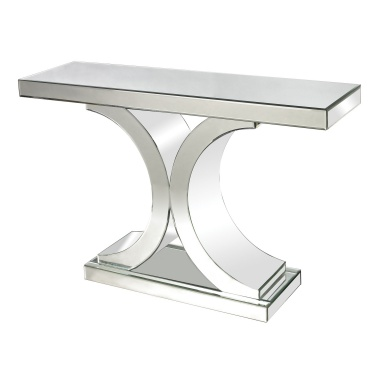 Стол Mirrored Console Table