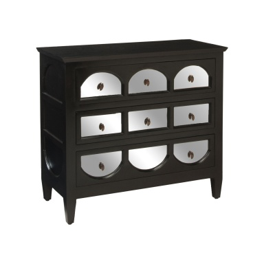 Комод Transitional Mirrored Chest