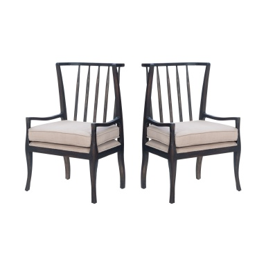 Кресло Wing Arm Chair - Pair