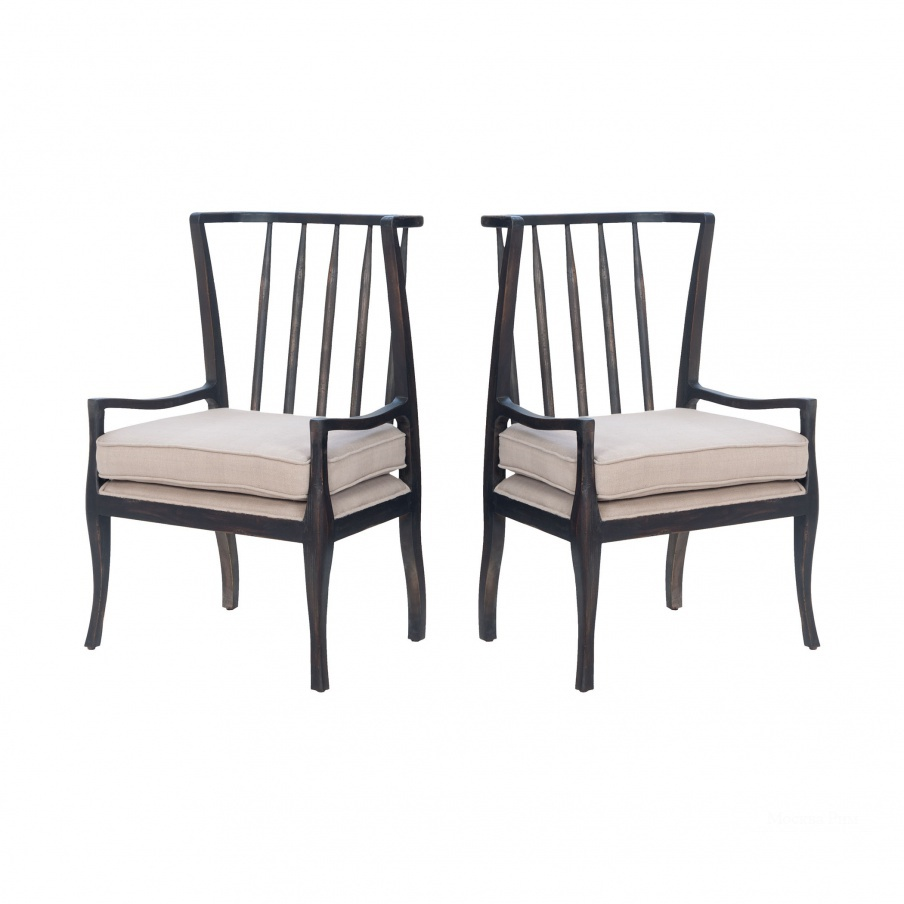 Кресло Wing Arm Chair - Pair Guild Master