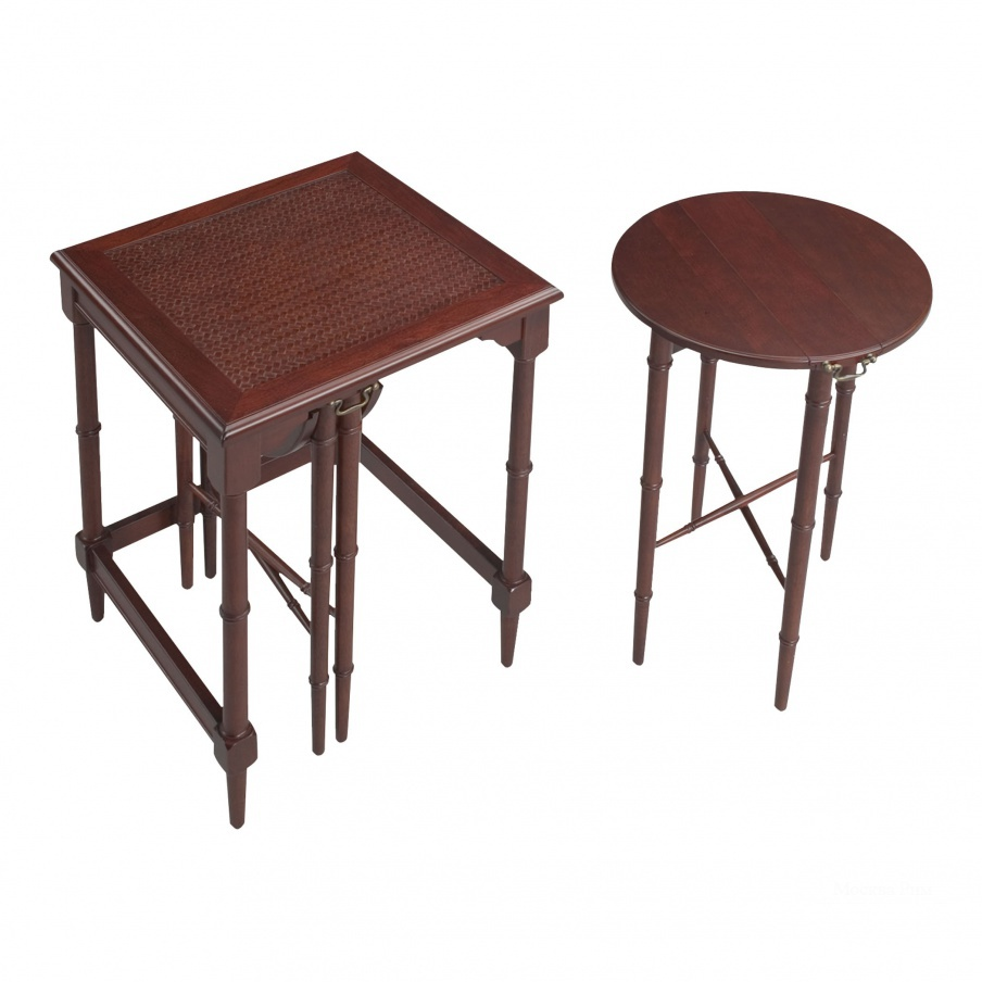 Стол Mindoro Nesting Tables Sterling