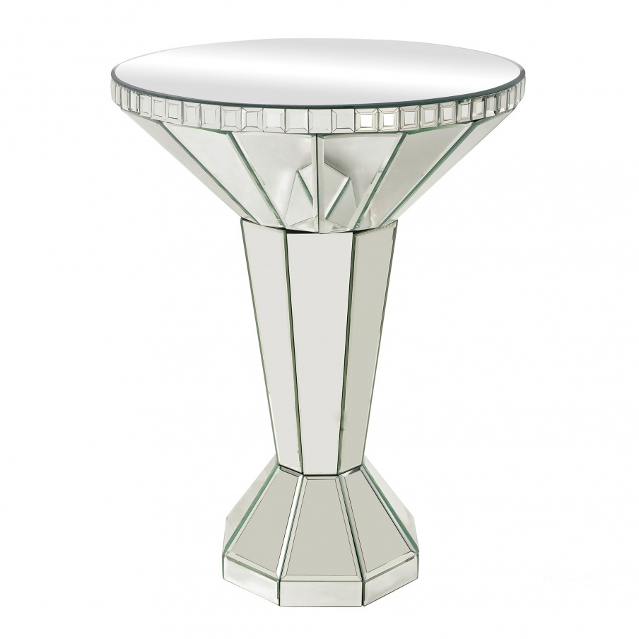 Стол Mirrored Side Table Dimond Home