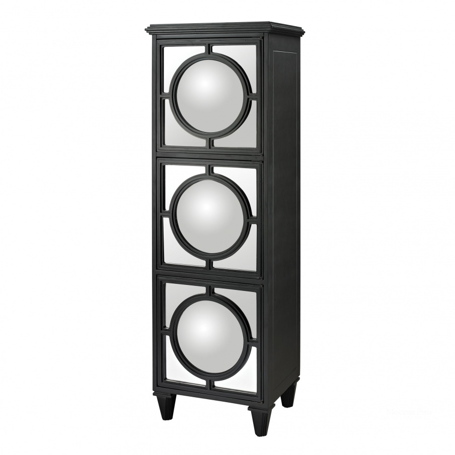 Стеллаж Mirage Convex Mirror Shelf Unit Dimond Home