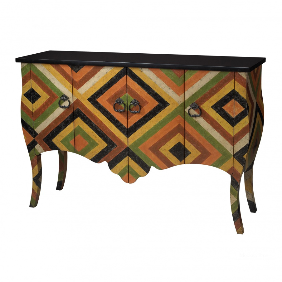 Комод African Print Chest Sterling