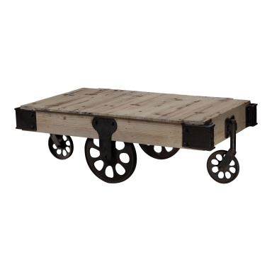 Стол Industrial Coffee Table
