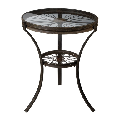 Стол Railroad Industrial Style Side Table