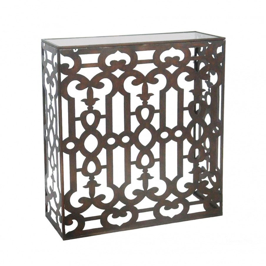 Стол Demille Side Table Sterling