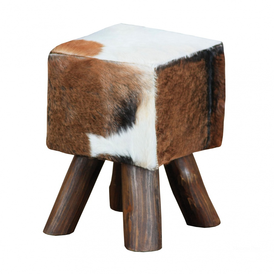 Табурет Ilford Square Stool-Small Sterling