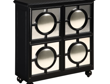 Комод Mirage Cabinet Black Dimond Home