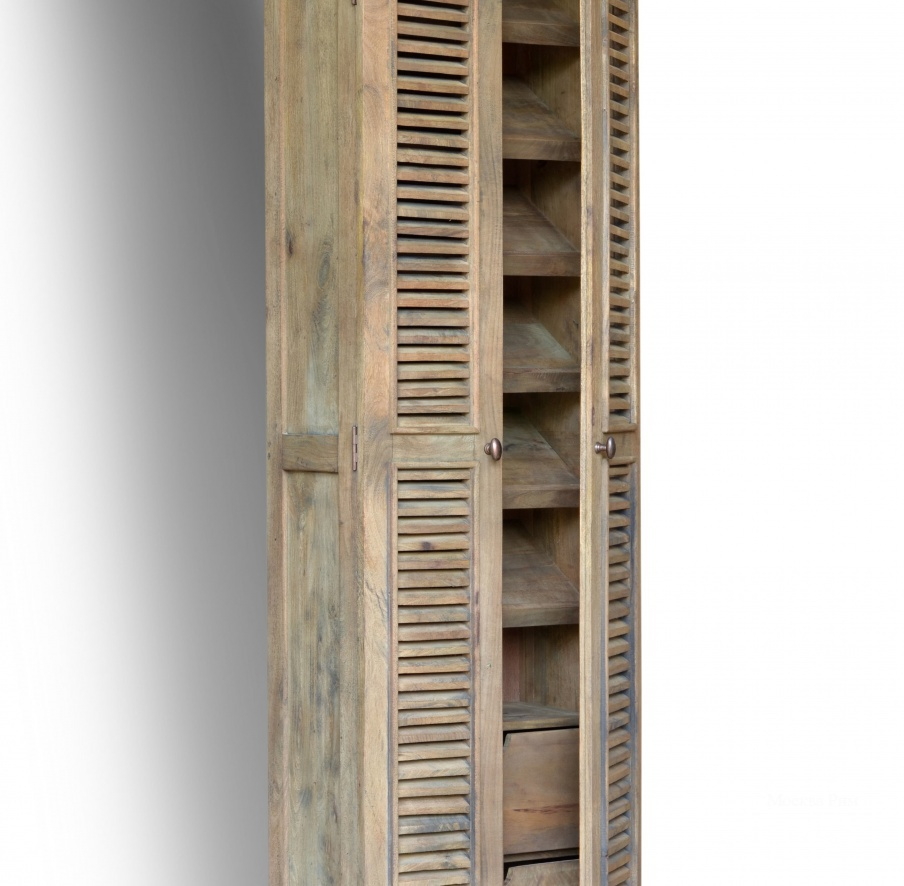 Обувной шкаф Reclaimed Shutter, CDI Furniture