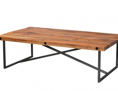 Кофейный столик Railwood Reclaimed, CDI Furniture