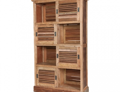 Шкаф Reclaimed Louvred Cabinet Guild Master