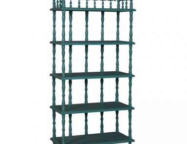 Стеллаж Tall Spindle Shelf Guild Master
