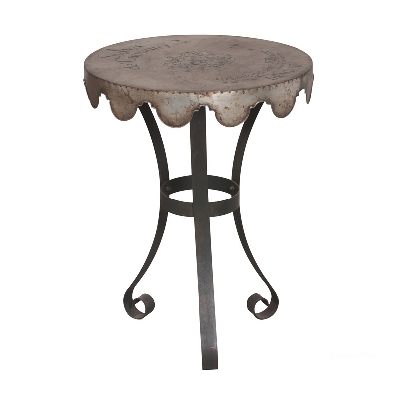 Стол Wine Country Side Table Guild Master