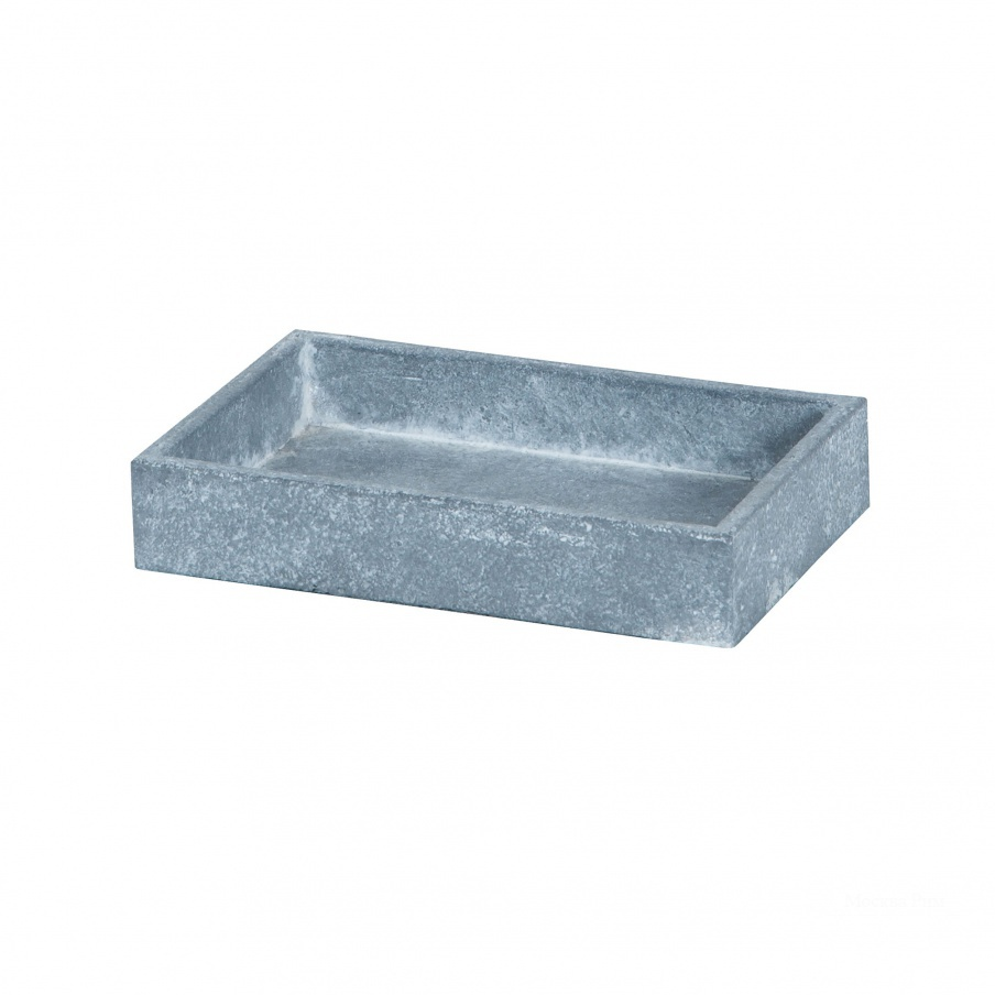 Мыльница Faux Concrete Soap Dish Dimond Home