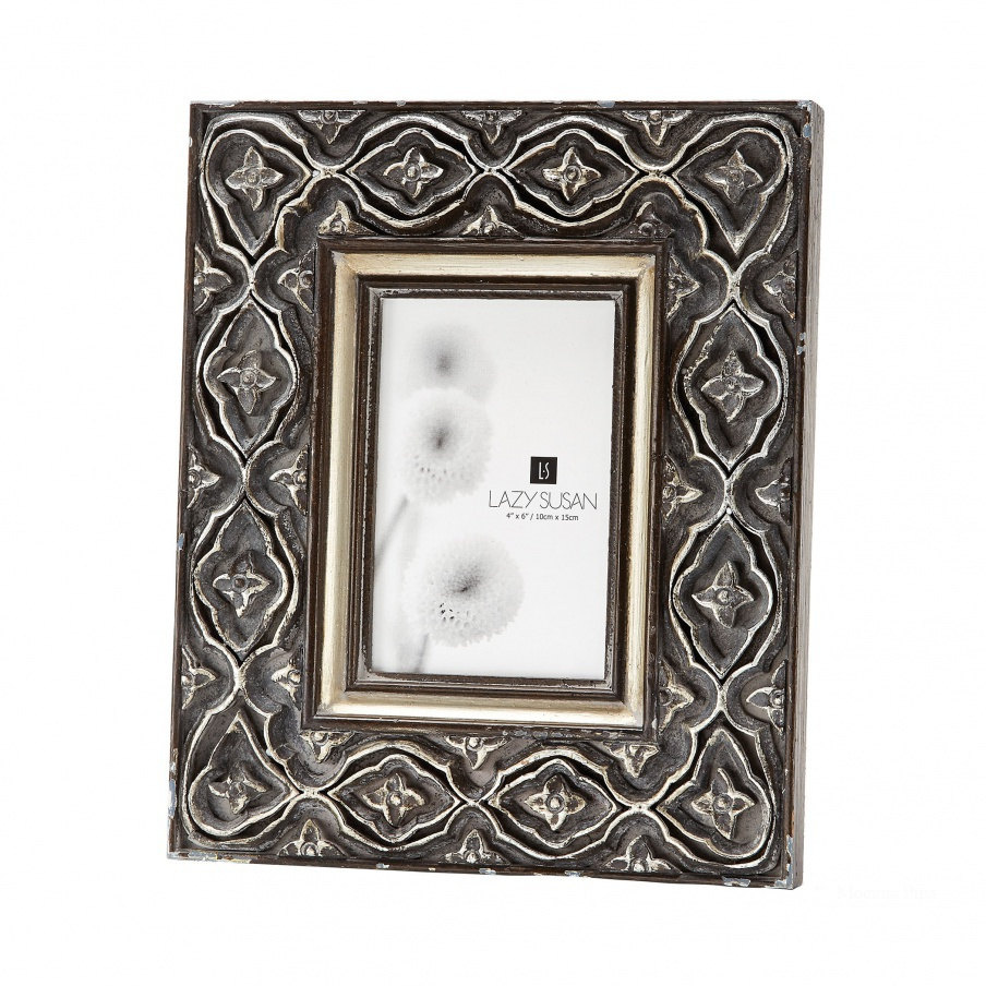 Рамка для фотографий Hand Carved Ornate Frame - 4 X 6 Dimond Home