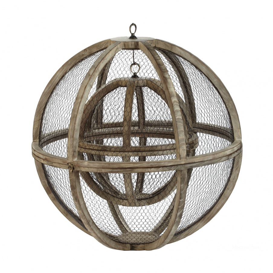 Аксессуар Wire Atlas Spheres-Set Of 2 Dimond Home