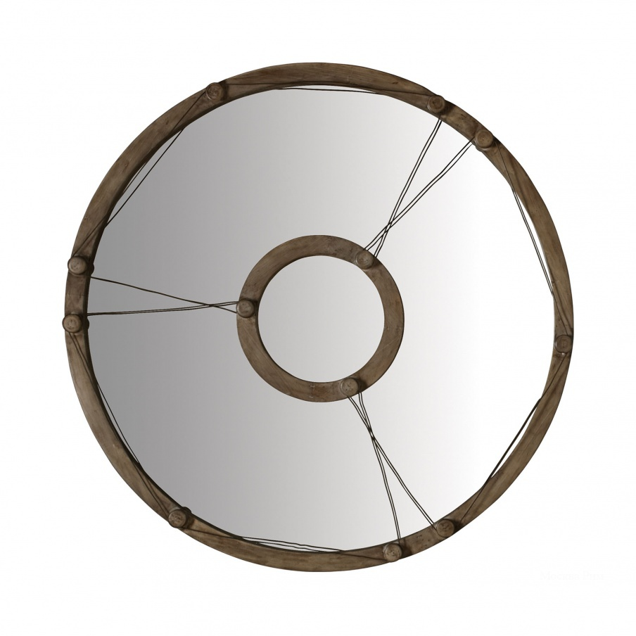 Настенное Equation Wire Mirror Dimond Home