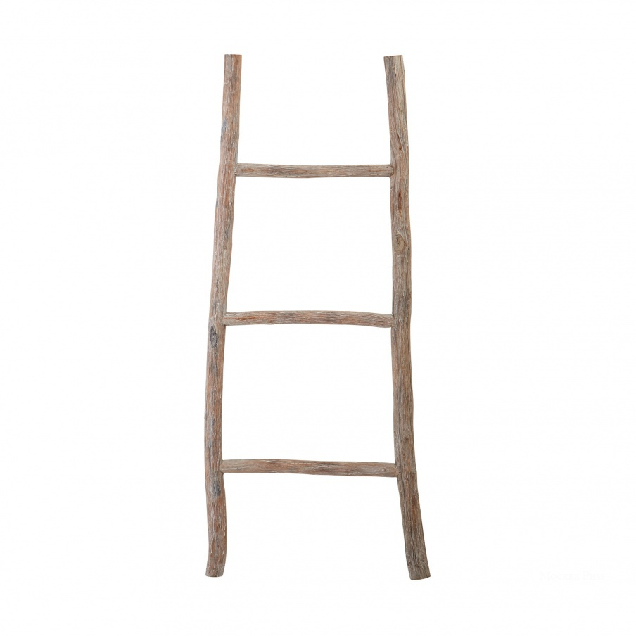 Аксессуар Wood White Washed Ladder - Sm Dimond Home
