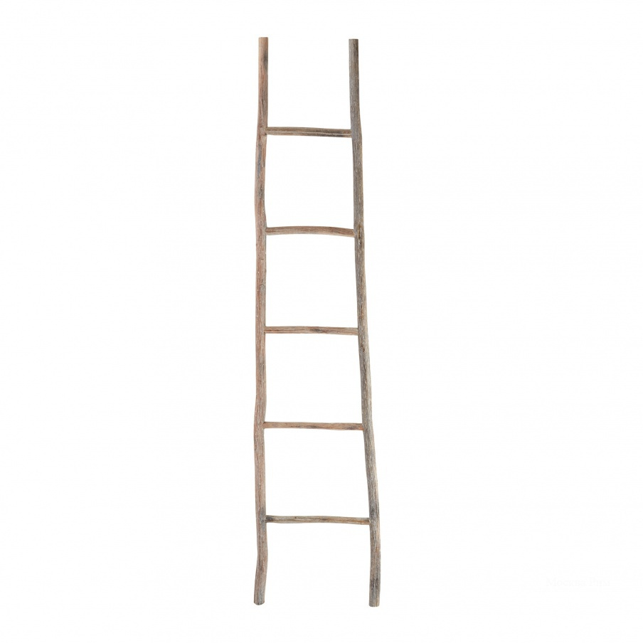 Аксессуар Wood White Washed Ladder - Lg Dimond Home