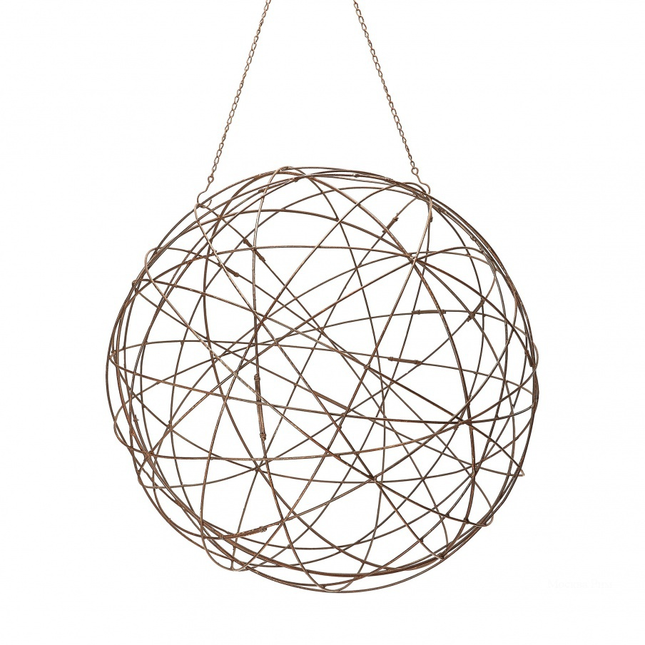 Аксессуар Aged Iron Wire Sphere - Large. Dimond Home