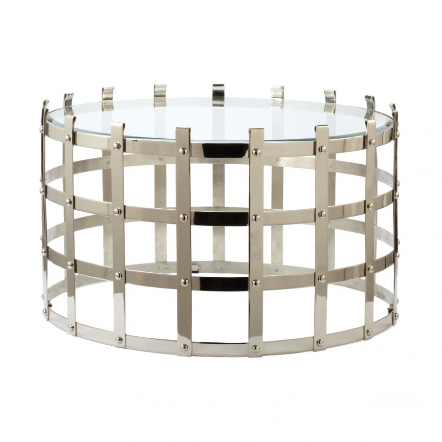 Стол Metal Strap Coffee Table Dimond Home
