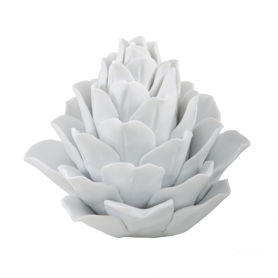 Аксессуар White Porcelain Artichoke Dimond Home