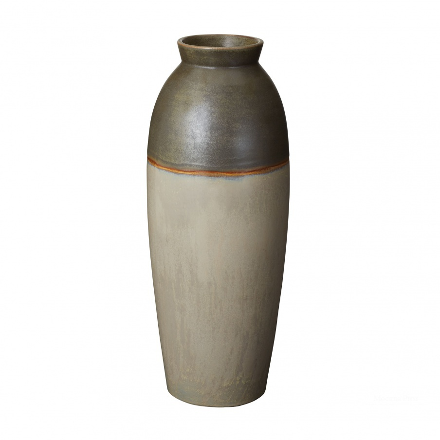 Ваза Olive Fire Line Vase - Large Dimond Home