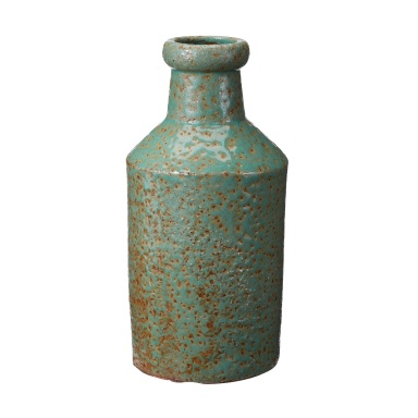 Ваза Rustic Jungle Milk Bottle