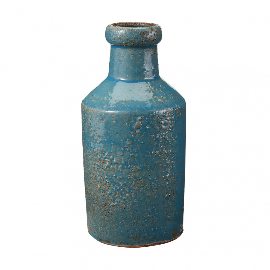 Ваза Rustic Ocean Milk Bottle Dimond Home