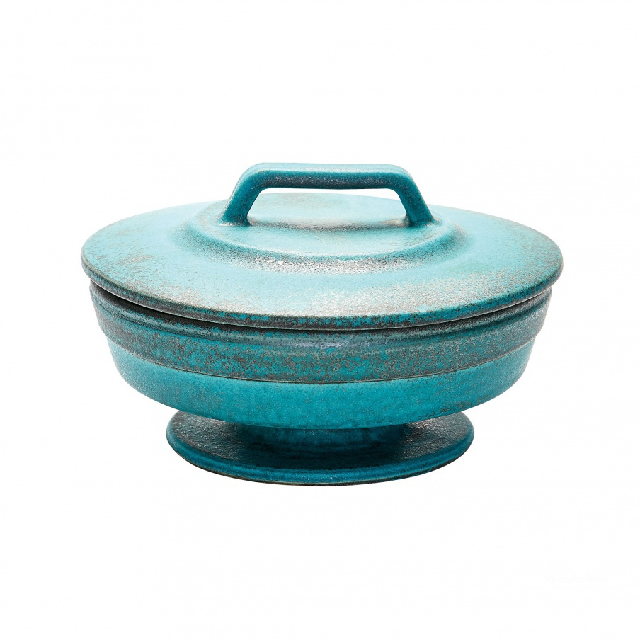 Ваза Metallic Patina Vase - Small Dimond Home