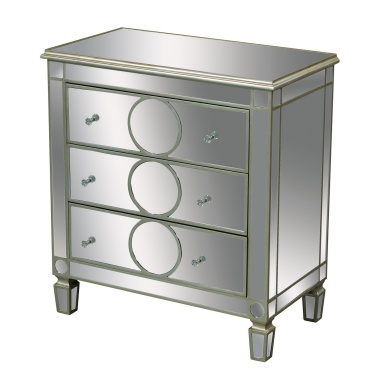 Комод Derin 3 Drawer Chest