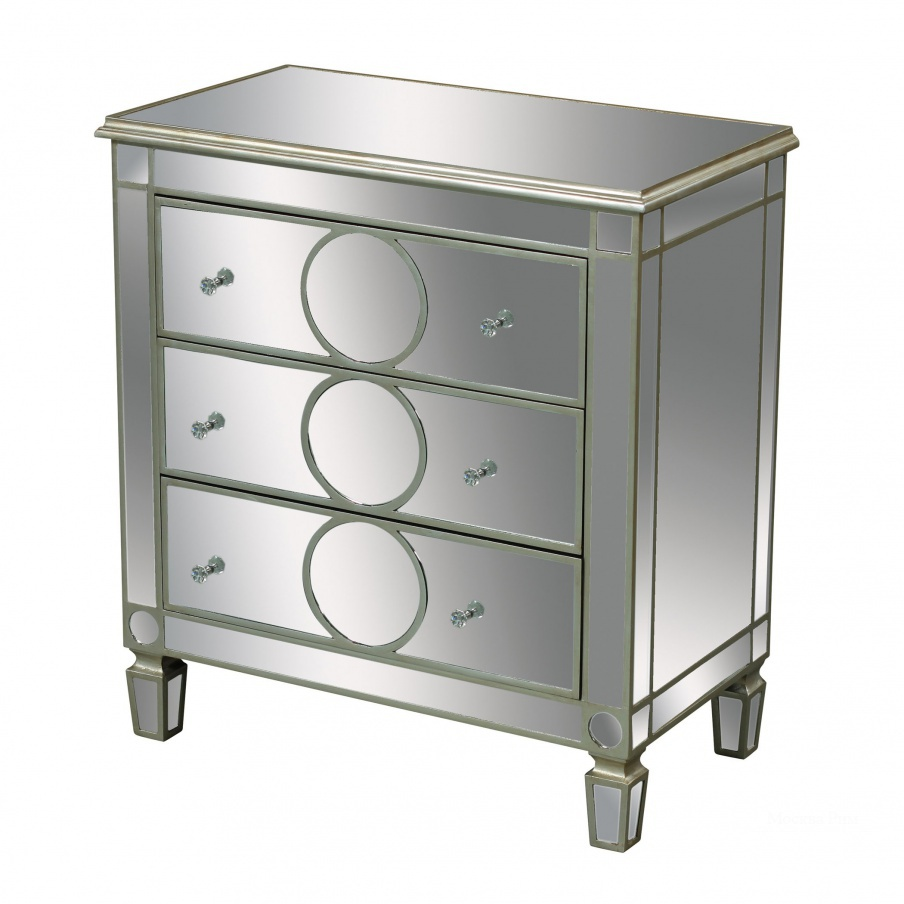 Комод Derin 3 Drawer Chest Dimond Home