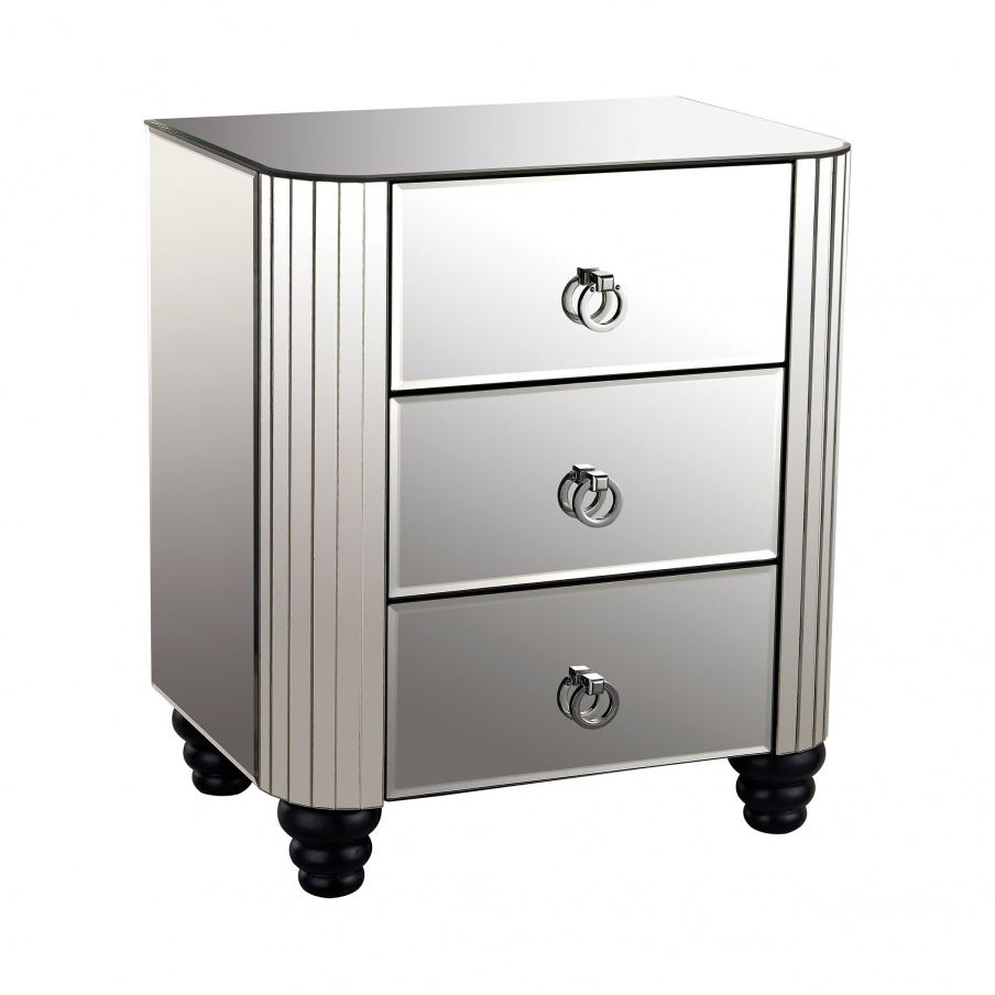 Комод Deco Mirror 3 Drawer Chest Dimond Home