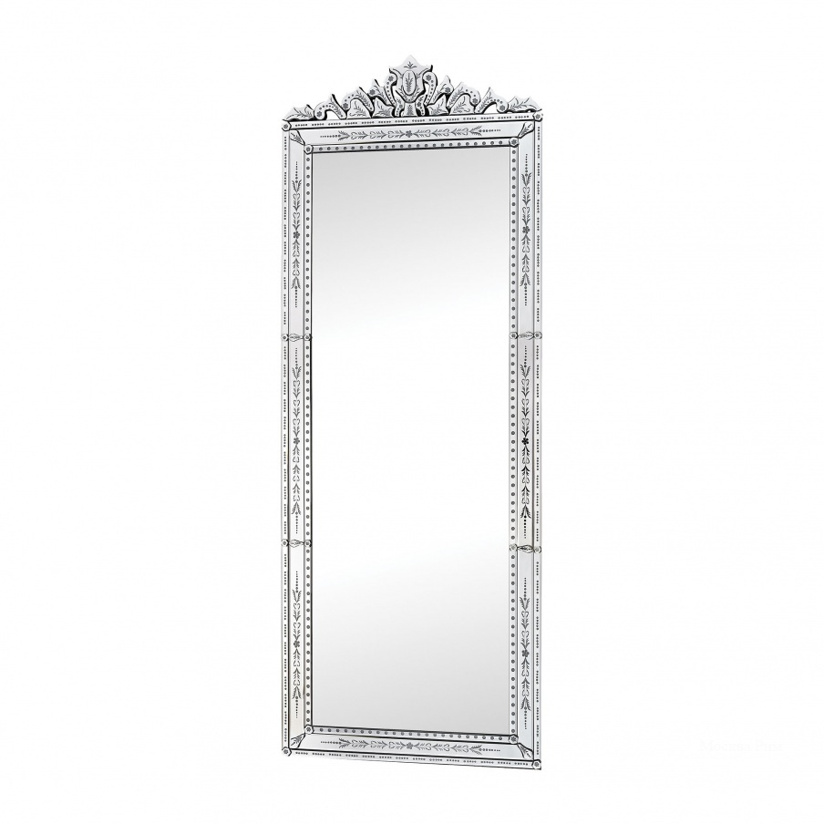 Настенное Camille Wall Mirror With Venetian Glass Frame Dimond Home