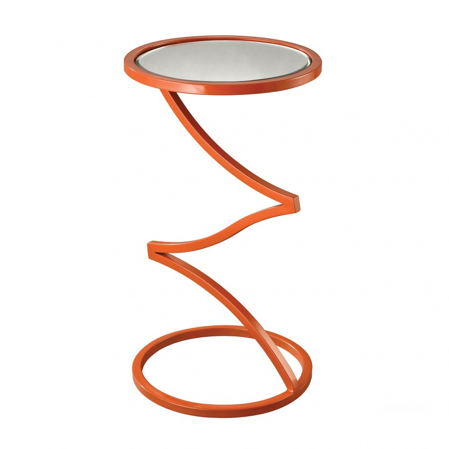 Стол Zig-Zag End Table Dimond Home