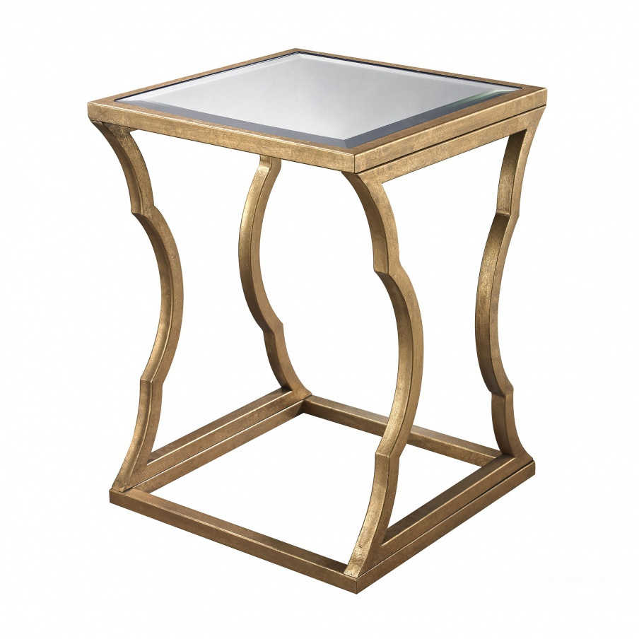 Стол Metal Cloud Side Table Dimond Home
