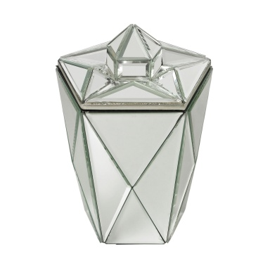 Аксессуар Mirrored Jewel Canister