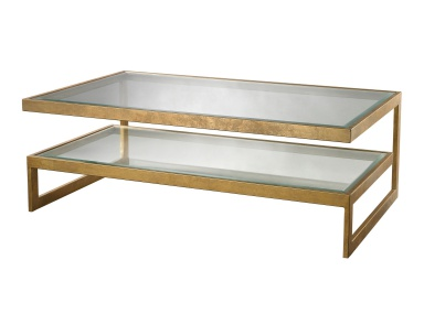 Стол Gold Leaf Key Coffee Table Dimond Home