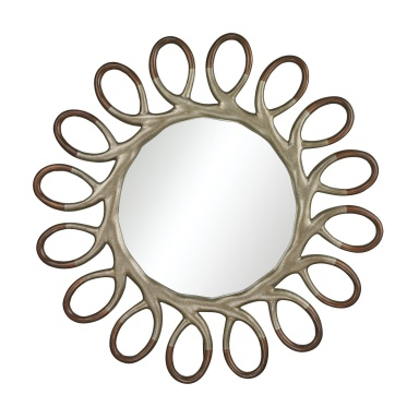 Настенное Clement Two-Tone Mirror