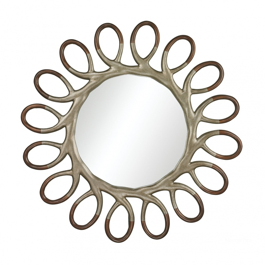 Настенное Clement Two-Tone Mirror Dimond Home