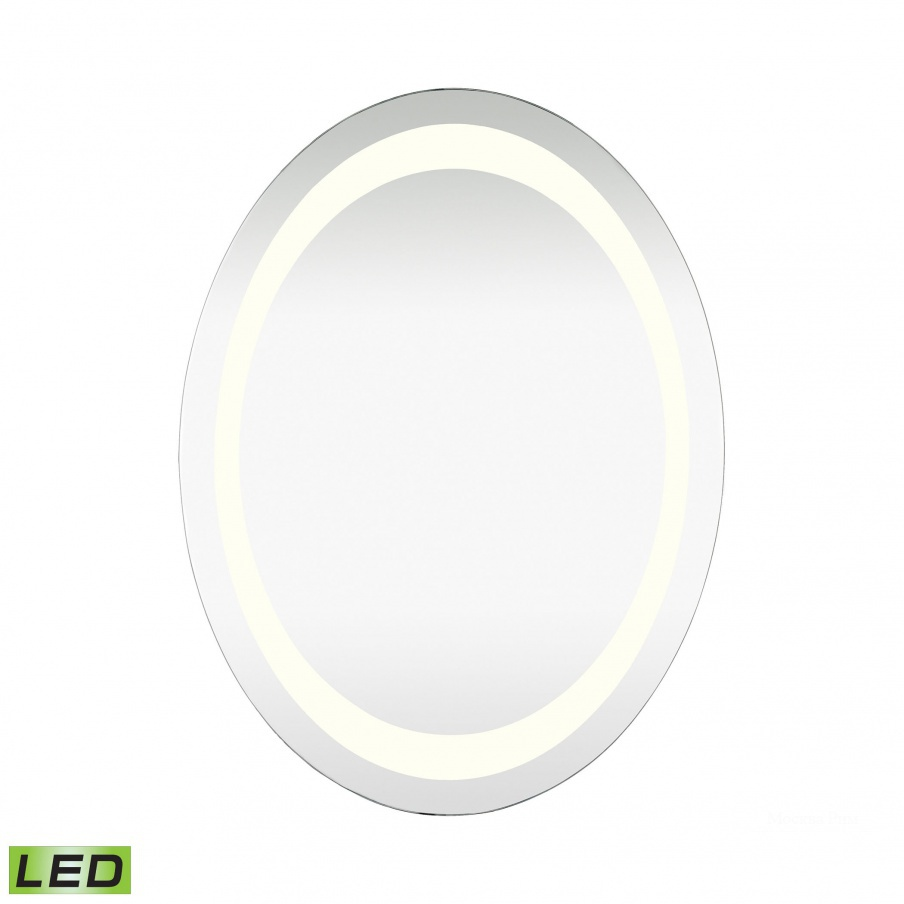 Настенное Oval Led Mirror Dimond Home