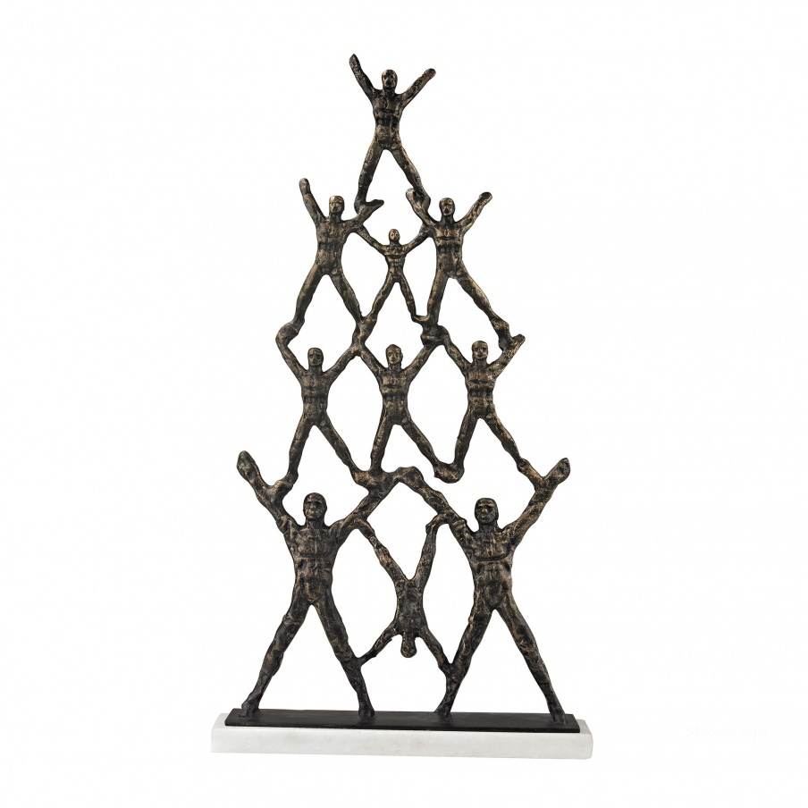 Статуэтка Troupe Sculpture Dimond Home