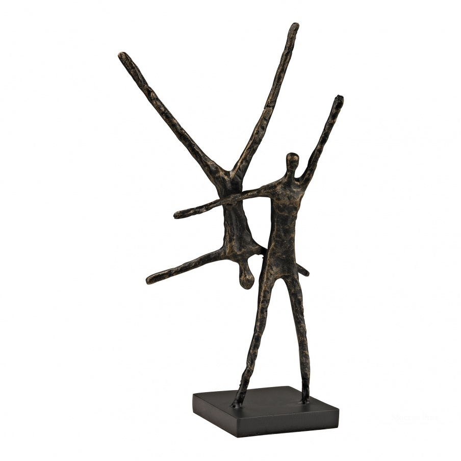 Статуэтка Tumble Dancers Statues Dimond Home