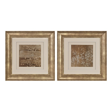 Картина Golden Rule Shadow Box I, II - Limited Edition Print Under Glass