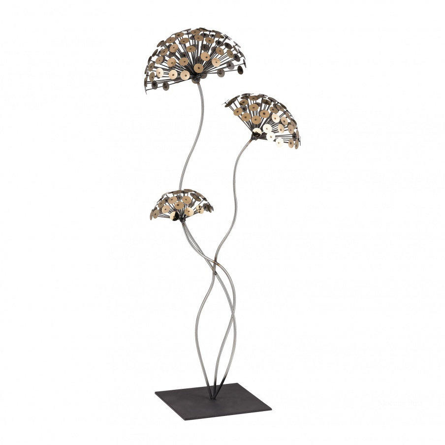 Статуэтка Dandelion Metal Sculpture Dimond Home
