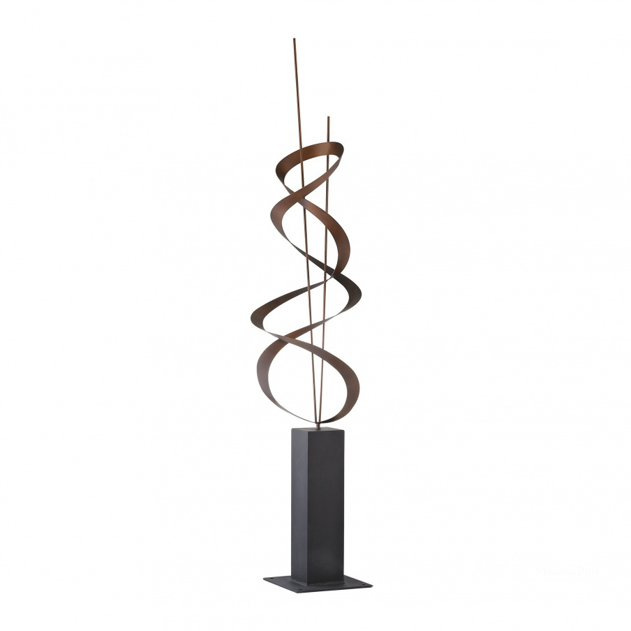 Статуэтка Ribbon Dance Metal Sculpture Dimond Home